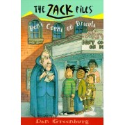Zack Files 21: Don't Count on Dracula by Dan Greenburg