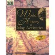 World History Map Activities by Marvin Scott