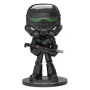Figurina Wobblers Star Wars Rogue One Imperial Death Trooper Bobble Head Figure