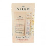 Nuxe Reve de Miel Hand And Nail Cream 34ml за Жени - 30ml Reve de Miel Hand And Nail Cream + 4 g Reve de Miel Lip moisturizing Stick Крем за ръце и нокти