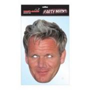 Gordon Ramsey Cardboard Cutout Mask