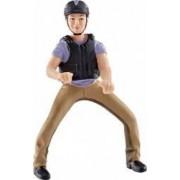 Figurina Schleich Recreational Rider Purple