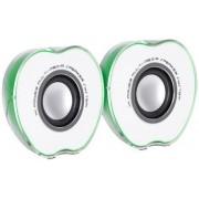 Boxe Quer Comfort (Alb/Verde)