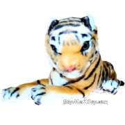 1 Beautiful Bengal Tiger Plush Dolls Baby Cub