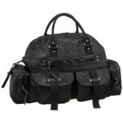 Frankie's Garage Bowling Bag Weekend B20981007-010, Borsa donna, 65x39x18 cm (L x A x P)