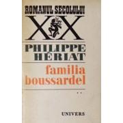 Familia Boussardel (3 vol.)