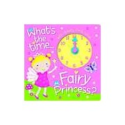 Fairy Princess Clock Book : Learn How to Read the Time with the Fairy Princess!