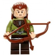 LEGO 79004 The Hobbit Barrel Escape Mirkwood Elf Guard Minifig Minifigure