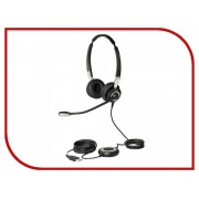 Гарнитура Jabra BIZ 2400 II Duo USB Duo USB MS BT 2499-823-209