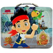 Jake and the Never Land Pirates Tin Carry All [Marks the Spot]