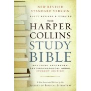 HarperCollins Study Bible Student Edition by Harold W Attridge