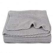 Jollein Deken Heavy Knit 100x150 cm grey 516-522-65088