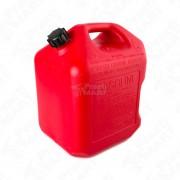 Tanque Gasolina Dogotuls MW2003 Midwest 5 Galones Autoventilación-Rojo