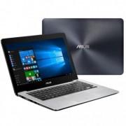 PC Portable X302LA-FN199T 13,3' - 4Go de RAM - Windows 10 - Intel Core? i3 - Intel HD Graphics 5500 - Disque Dur 128Go SSD