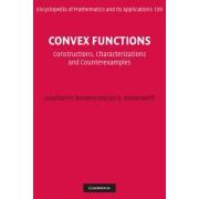 Convex Functions by Jonathan M. Borwein