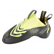 La Sportiva Speedster Climbing Shoes Men lime/yellow 39,5 Kletterschuhe