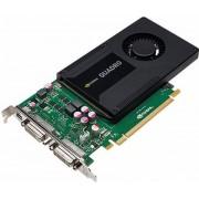 PNY Quadro K2000 DVI - 2GB DDR5-RAM