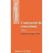 Contractul de concesiune ed.2 - Catalina Georgeta Dinu