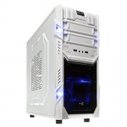 Aerocool GT Advance Midi-Tower Bianco