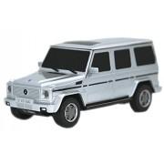 Raster 1:24 R / C de Mercedes-Benz G55 de plata 200-915