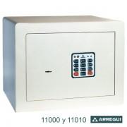 Caja fuerte de sobreponer Arregui Serie Plana 11000 / 385x270x300