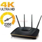 Router Wireless ZyXEL Armor Z1 + Cablu UTP Patch cord Gembird cat. 5E, 3m