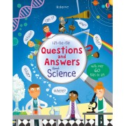 Lift-The-Flap Questions And Answers About Science(Katie Daynes)