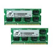 G.SKILL 8GB 2 x 4GB 1600 PC3 12800 Memory for Apple Model FA-1600C11D-8GSQ