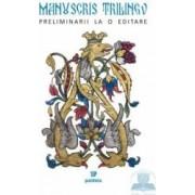 Manuscris trilingv