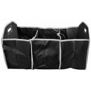 Inventure Retail Car Trunk Organizer & Cooler(Black)