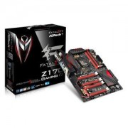 Carte mre ASRock Fatal1ty Z170 Professional Gaming i7 ATX Socket 1151 Intel Z170 Express - SATA 6Gb/s + SATA Express + M.2 - USB 3.1 - 4x PCI-Express 3.0 16x