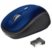 Мишка TRUST Yvi Wireless Mini Mouse Blue - 19663