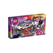 LEGO Friends 41107 - La limousine della pop star