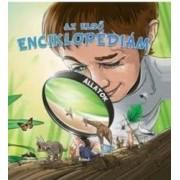 Az Elso Enciklopediam Allatok Prima mea enciclopedie animale