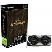 Palit GeForce GTX 1060 Super Jetstream RGB 6144MB GDDR5 PCI-Express Graphics Card NE51060S15J9J