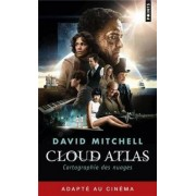 Cloud Atlas (Cartographie Des Nuages) by Associate Professor in Conflict Resolution and Reconciliation David Mitchell