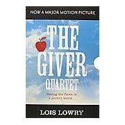 The Giver Boxed Set: The Giver Gathering Blue Messenger Son (The Giver Quartet)