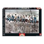 Educa 16009 - Breakfast in New York - 1500 pieces - Genuine Puzzle