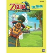 The Legend of Zelda Spirit Tracks for Piano by Alfred Publishing