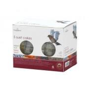 Chapelwood Wild Bird Suet Cake Pack (5 Pack)