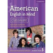 American English in Mind Level 3 Classware by Herbert Puchta