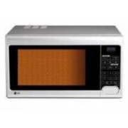 LG 23 L Grill Microwave Oven (MH2342BPS, Silver)