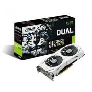 ASUS GeForce GTX 1070 DUAL (8GB GDDR5/PCI Express 3.0/1582MHz-1771MHz/8008M