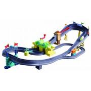 Chuggington Die-Cast Chugger Championship Revn Race Railway Deluxe Playset