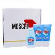 Moschino Fresh Couture 5Ml Edt 5 Ml + Shower Gel 25 Ml + Body Lotion 25 Ml Per Donna (Eau De Toilette)