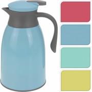 Koffiekan geel/grijs 1 liter