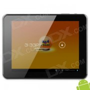 """ViewSonic VB80a Pro 8"""" Capacitive Screen Android 4.0 Dual Core Tablet PC w/ Wi-Fi / Camera - Silver"""