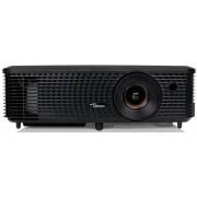 Videoproiector Optoma EH330, 3100 lumeni, 1920 x 1080, Contrast 22000:1, 3D, HDMI (Negru)