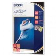 Epson - C13S041926BH - Supports d'impression Jet d'Encre - Papier Photo Ultra Glacé 10x15 (20 f.) - 300g