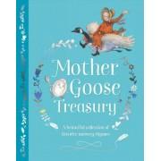 Mother Goose Treasury by Parragon Books Ltd